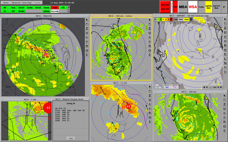 Orlando Doppler Weather Map.Projects At Bci Inc